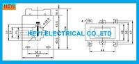м-30 250/5А кв. м. трансформатор тока высокой точности тороидальный трансформатор низкого напряжения трансформатора тока