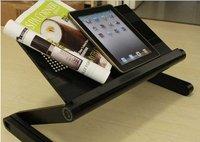 бесплатная доставка золото поставщиком новый бренд высокое качество и складной аксессуары для компьютера стол, ноутбук стол