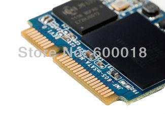 Kingspec חצי mSATA ssd 128GB SATA3 III 6GB/S ssd 120gb msata עבור Tablet PC דיסק קשיח עבור סמסונג אות מחשב Intel אות PC