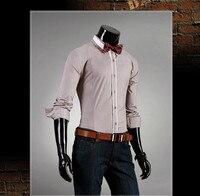 бесплатная доставка мода мужской тонкий разведчик Як-подходят passed одежда полный рукав конструктор мужчин осень зима бренд одежды
