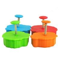 100 комплект / много улица Сэм улица Comics RK пластик печенье торт формы выпечка инструмент дети пользу