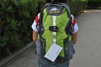 613 40л мужская новый черный свободного покроя стиль свободного покроя и спорт сумка-рюкзак