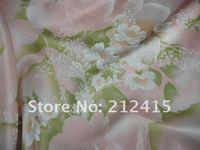 бесплатная доставка + 100% шелк ткань # sf010 шелковой ткани для платья