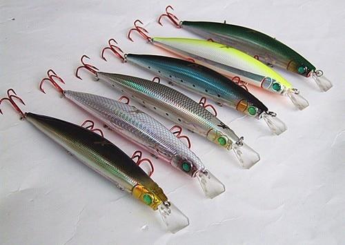 9 cm 10g Isca de Pesca Anzol