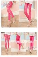 бесплатная доставка топ-продажа мода porch kruger розы леггинсы женские брюки 9-штанишки брюки женские цвета леггинсы