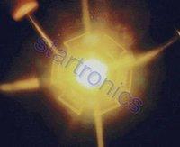 1 Вт с высокой мощностью из светодиодов теплый с звездой нью-ООО база 10 шт