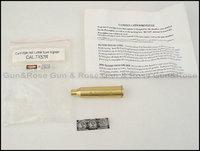 бесплатная доставка 50 шт./лот 7x57r картридж красной меди 7 х 57 р лазерная диаметр sighter прицел охота батареи высокое качество