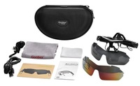 новый смартфон спорт для езды на велосипеде, кроссовки, альпинизм, рыбалка, многофункциональный солнцезащитные очки + бесплатная доставка