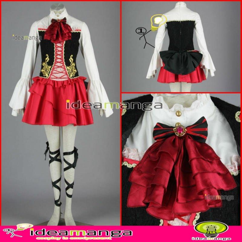 Manga style dress