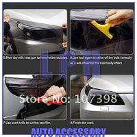 30 * 60 см авто наклейки туман свет фар фонарь фильм лист для модификация автомобиля