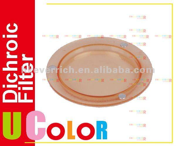 - 5500 K filtro dicróico iluminação + suporte