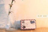 М30-108 бесплатная доставка / корея стиль / милый письмо утюг чехол / хранения чехол / жемчужина чехол / мода новый подарок / оптовая продажа