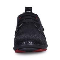 c151 в - новое поступление - черный натуральная кожа ручной работы с подкладкой свиней лифт обувь получить вам 2 дюйм выше - бесплатная доставка