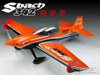 новый! арт-тек 500 класса sbach 342 цвет 3D на р / с фтр модель самолет готов к полету эпо радиоуправляемая модель комплект хобби