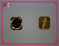 50 шт./лот 100% замена для дома продувки TR с металл кольцо для iPhone 5 С 5 г, как и 5s 5gs за