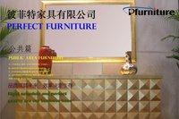 классический из твердой древесины лобби отеля кресло pfc052 для американского рынка