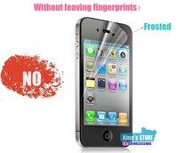 горячая распродажа с покрытием протектор до 100 шт. для iPhone 4 и протектор, люкс экран