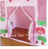 лучшие продажи, бесплатная доставка 5 шт./лот! дети плат играют дома, детская игрушка plat дом, оптовая продажа и retailthe лучший рождественский подарок