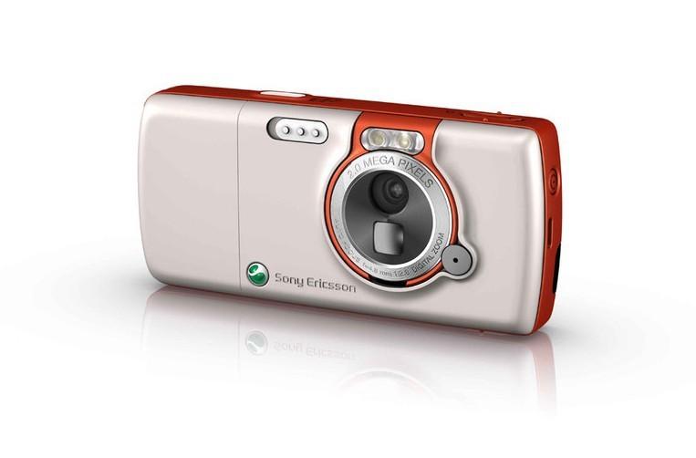 Refurbished phone W800i Original Sony Ericsson w800 Mobile Phone 2.0MP Unlocked Free shipping white with orange 3
