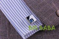 высокое качество мода мужские запонки кристалл запонки последние дизайн ювелирные изделия приходят с мешком подарков cl001