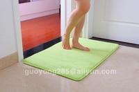 памяти коврики для спальня ванная комната туалет небольшой ковер воды набухания сильна 2 размеры 7 цветов бесплатная доставка