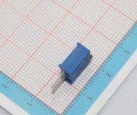 100 шт 1 к ом 3296 вт триммер потенциометра высокая точность 3296 вт переменный резистор 102