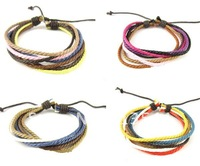 бесплатная доставка кожаные браслеты для мужчин Plate Cage реванш браслеты ручной работы пара и воск наручные br007