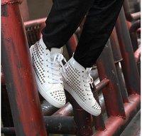 мужчины в деним Ship обувь высокая, сер дизайнер мужчины сапоги Lea обувь