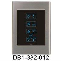 постоянного тока 12 в окна-тени пульт дистанционного управления сенсорная панель экрана