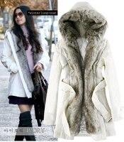 бесплатная доставка двойной ворота шерстей хлопок женских пальто / женская одежда / дамы с пальто / зима длинное пальто