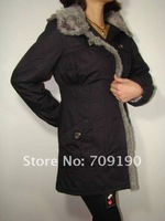 бесплатная доставка зима хлопка-VAT женщин обвинение mech утилита верхняя одежда со семь caption пальто одежда