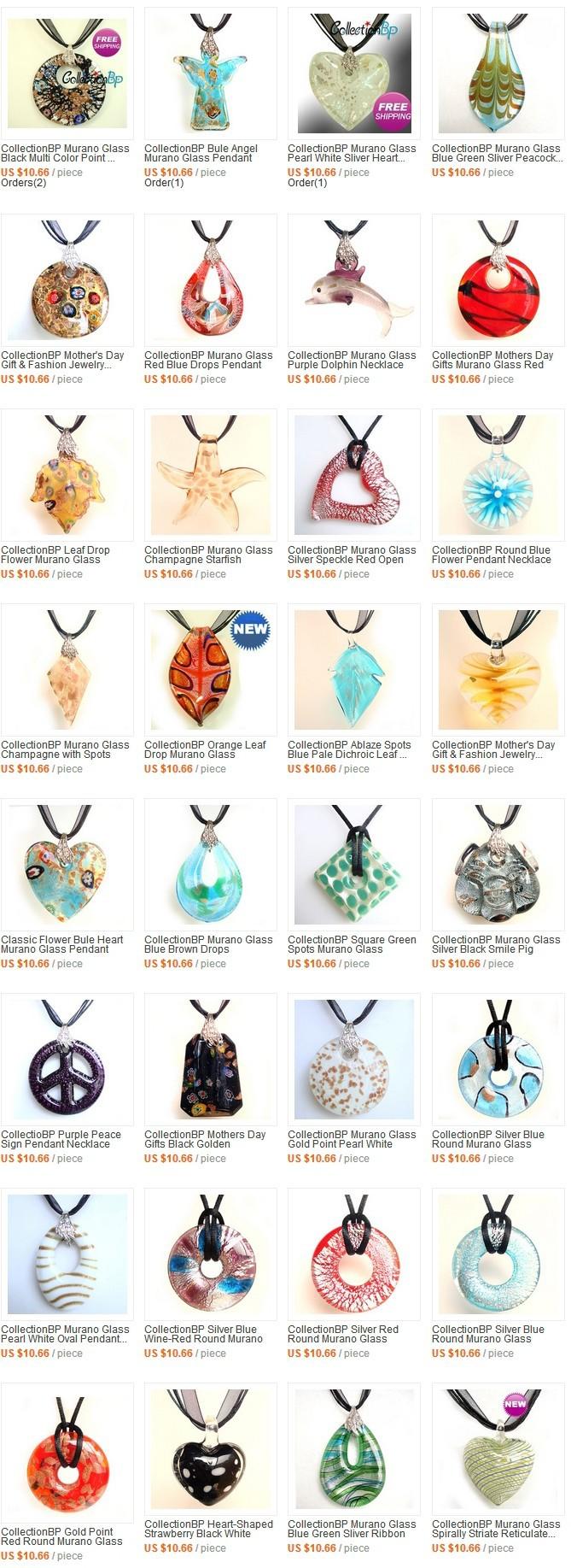 Murano-Glass-Jewelry---Shop