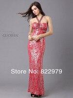 горячая! бесплатная доставка! новое поступление европа стиль русалка платье ну вечеринку вечернее элегантный сексуальные женщины с вечернее платье бандажное платье