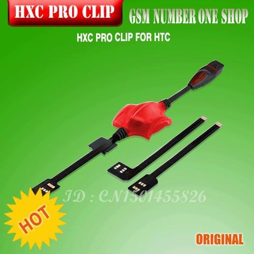 HXC PRO CLIP
