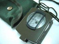 многофункциональный компас военный, портативный путешествия компас, водонепроницаемый компас + бесплатная доставка