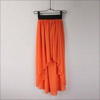 много - Crash дамы в Chef юбки размеры асимметричной юбки