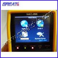 доставка бесплатная двб-с + двб-т Combo цифровой спутник Тель работа satlink протокол WS-6909 - p129