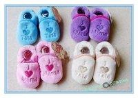 новое бесплатная доставка laden детские детская пленку shoesfoot носить носки я люблю мама папа горячая распродажа