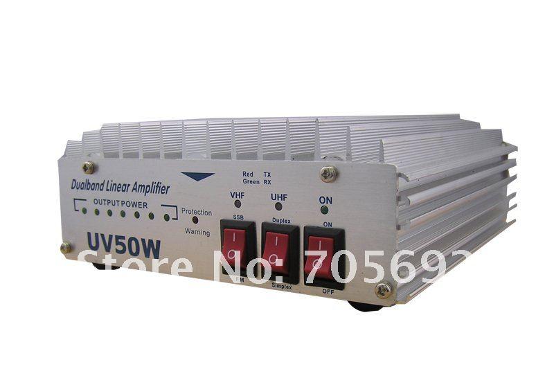 50W! Dual Band Amplifier TC-VU50