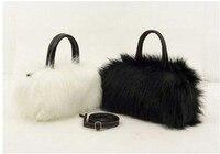 горячая распродажа! новое поступление сумка мода сумка мех сумки на ремне, опт и розница бесплатная доставка