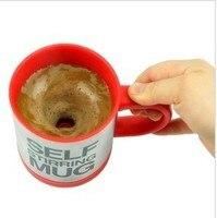 бесплатная доставка автоматического смешивания чашки кофе, электрический, особенно творческий мужчин и женщин студенты подарок на день рождения самостоятельно кружка