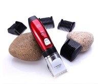 12вт керамика и титан лезвие волос Strike для волос триммер для мужчин профессиональный электрический RK волос Streak машины две батареи