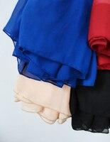 бесплатная доставка дешевые короткие юбки леди шифон макси женщин / для женщин