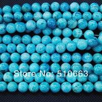 натуральная камень ларма бусины, яшма бусины, полудрагоценный камень, размер : 6 мм, кровати