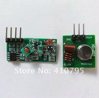 бесплатная доставка 433 мгц superregeneration беспроводной передатчик сигнализация + модуль