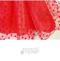 2016 новая девушка ну watering платья красный дети детские kruger платье принцесса мода костюмы для детский clothinggd21029-17 е . и