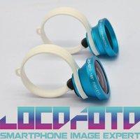 3 в 1 рыбий глаз + макро-objective + широкий угол универсальный крепление объективным для для iPhone 4 5 samsung Galaxy С3 С4 нокиа бесплатная доставка lf3949-5