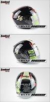 наибольший объем продаж в гонки шлем мотоциклетный защита свою голову