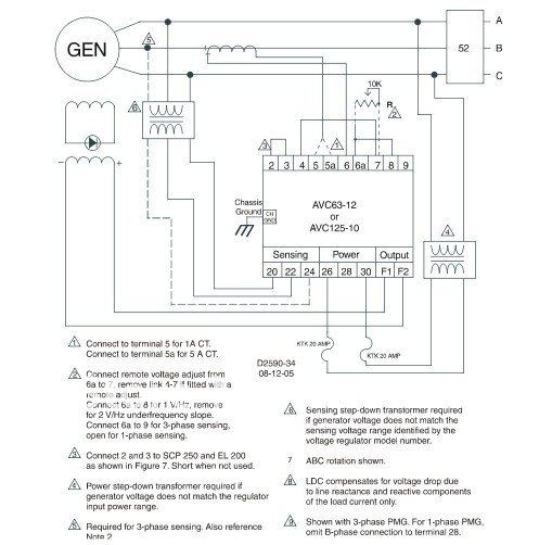 434064497_893 basler generator avr avc125 10b1 automatic voltage regulator in acr wiring diagram at fashall.co