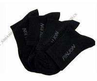 Bamboo Walk носки пот-абсорбент / antibacterial бесплатная доставка черный цвет с Character